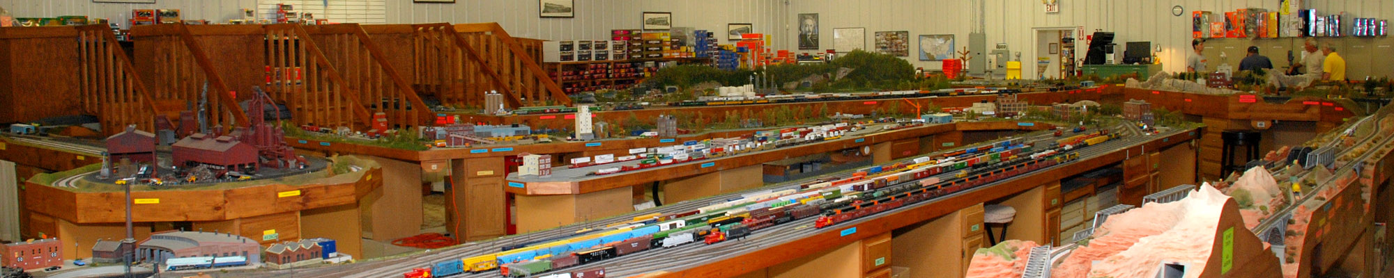 K-10 Model Trains, RC Model Airplanes, RC Cars & Hobby Shop in Maryville, IL